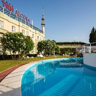 Hotel trh alcora en sevilla ciudad for Piscina tomares