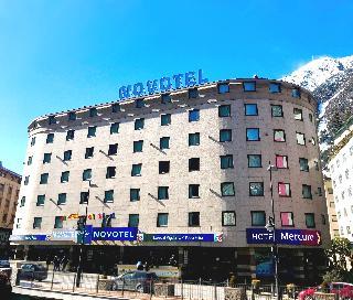 Novotel Andorra - Hoteles en Andorra la Vella