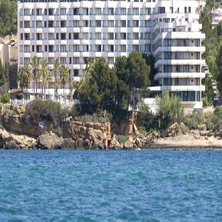 Trh jard n del mar hotel en santa ponsa mallorca for App hotel trh jardin del mar
