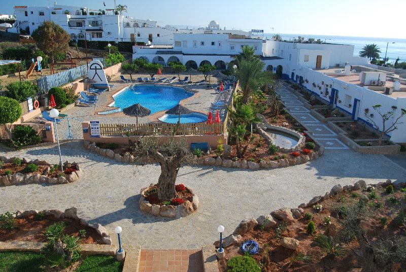 hotel EL PUNTAZO  HOTEL en la población de Mojacar