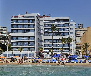 Precios y ofertas de hotel sol costablanca en benidorm for Oferta hotel familiar benidorm
