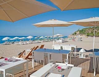 Kaktus Playa - Hoteles en Calella de Mar