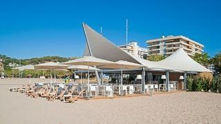 Kaktus Playa - hoteles en Calella