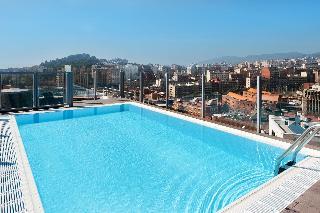 hotel catalonia park: