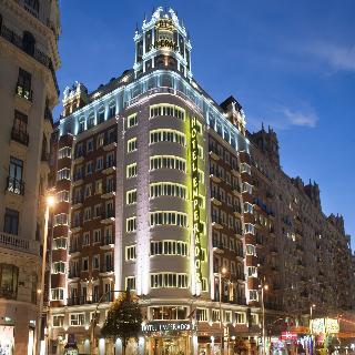 gran via hoteles: