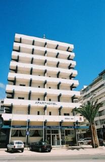 Hotel Apartamento Rosamar I - Armacao De Pera