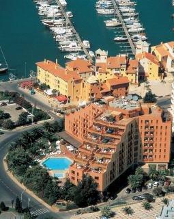 Dom Pedro Marina in Algarve, Portugal