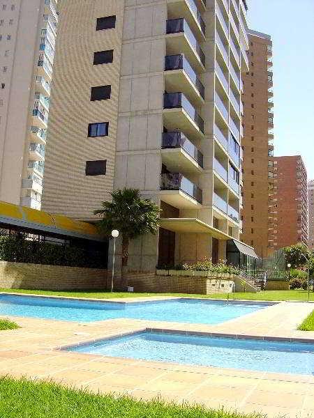 Precios y ofertas de apartamento torre ipanema apartamentos en benidorm costa blanca - Ofertas de apartamentos en benidorm ...