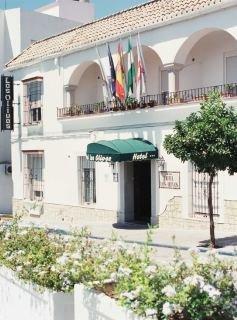 hotel Los olivos en la población de Arcos de la Frontera