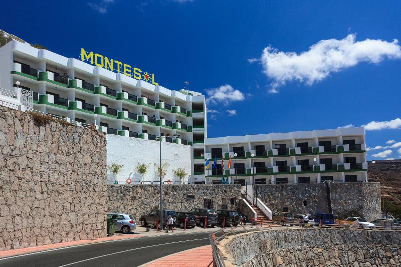 Apartamento montesol aptos en puerto rico gran canaria desde 24 rumbo - Apartamentos puerto rico las palmas ...