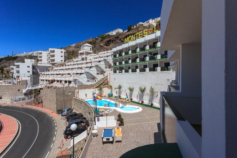 Apartamentos montesol en puerto rico - Hoteles en puerto rico gran canaria ...