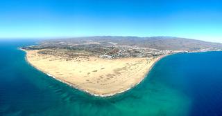 Seaside Sandy Beach