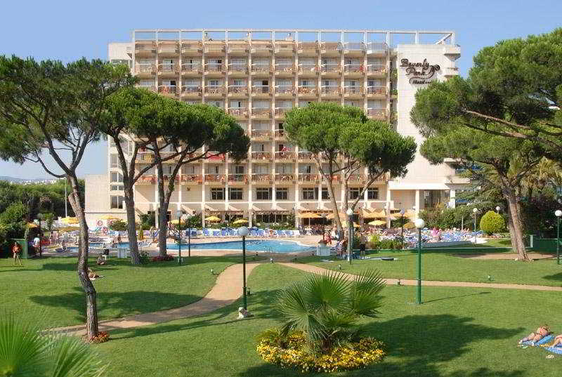 Фотогалерея отеля Beverly Park 3* (Беверли Парк).  Бланес, Испания.