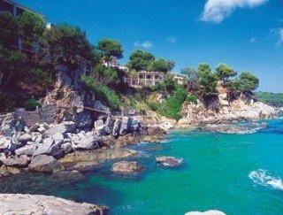 Cap Roig - hoteles en Playa de Aro