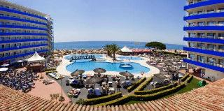 Tahiti Playa - hoteles en Santa Susana