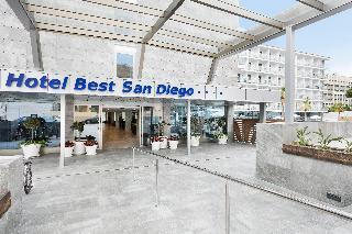 Hotel Best San Diego - Hoteles en Salou