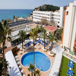 Hotel Linda Playa Paguera Buchen