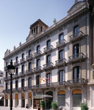 Catalonia Portal De L'Angel Hotel