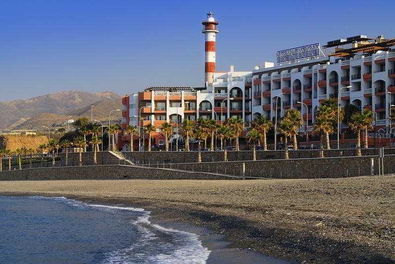 hotel HOTEL MIRADOR DE ADRA en la población de Adra