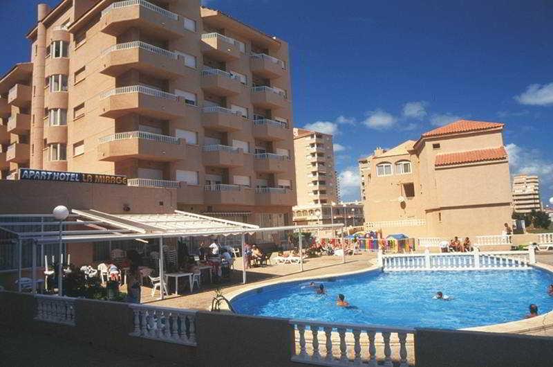 Hotel Apartamentos La Mirage