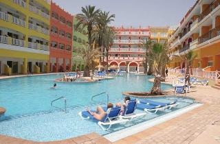 Hotel Mediterráneo Park Roquetas de Mar