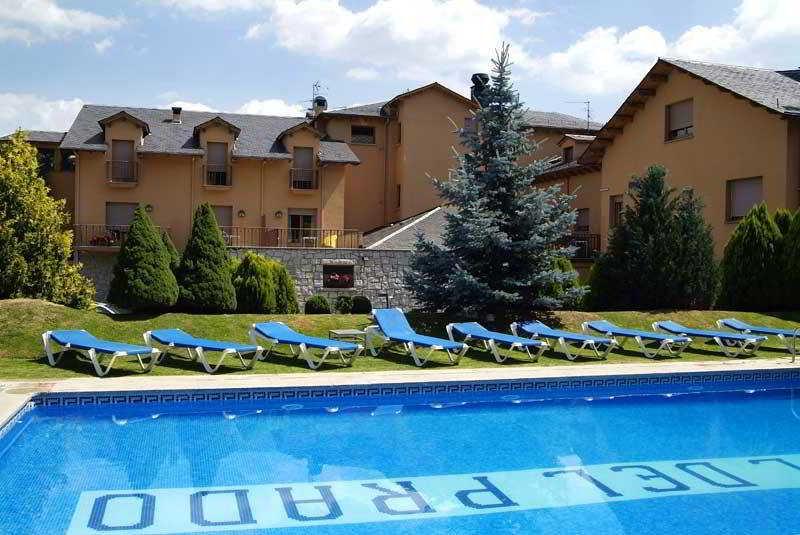 Del prado puigcerda pirineo catal n ofertas - Hotel en pirineo catalan ...