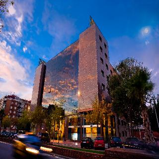 Salles Hotel Ciutat del Prat in Barcelona, Spain