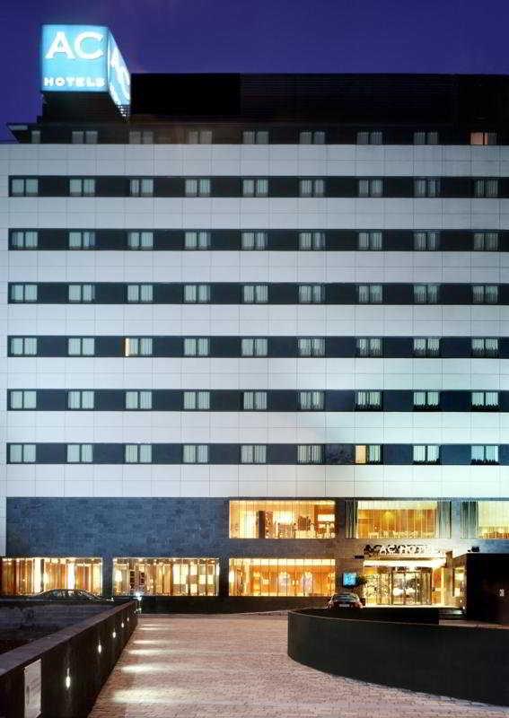 hotel AC Hotel A Coru�a by Marriott en la población de A Coruña