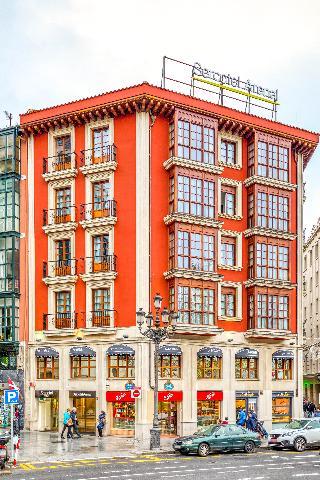 Bilbao Arenal Hotel