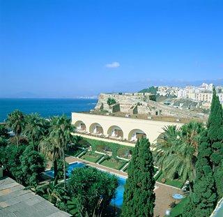 Viajes Ibiza - Parador de Ceuta Hotel La Muralla