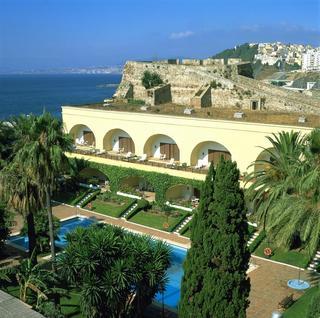 Parador de Ceuta Hotel La Muralla