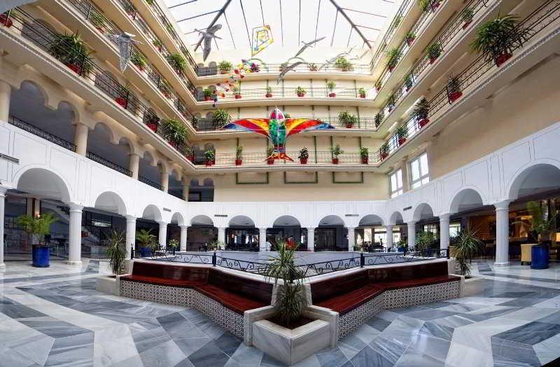 Hotel Evenia Zoraida Garden In Roquetas De Mar Spain