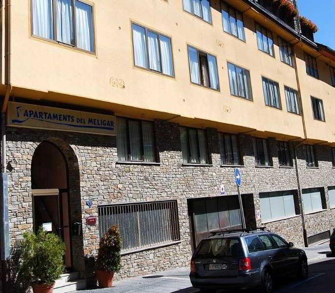Del Meligar in Andorra, Andorra
