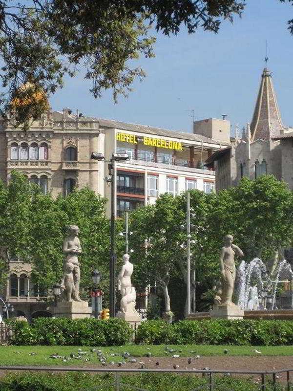 Precios y ofertas de hoteles en plaza catalunya barcelona for Hoteles familiares en barcelona ciudad
