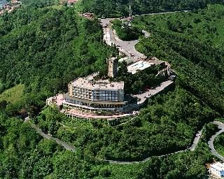 Monte Igueldo in Guipuzcoa - San Sebastian, Spain