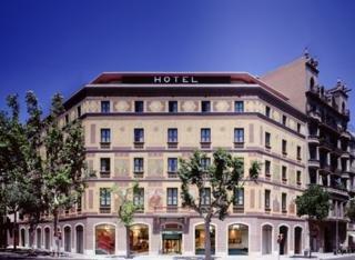 Hotel Catalonia Berna