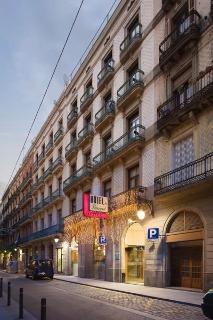 Principal in Barcelona, Spain