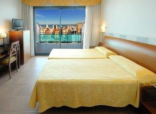 Oferta en Hotel Cibeles Playa en Valencia (España)