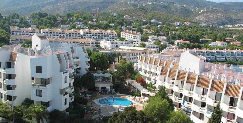 Apartamento Complejo Eurhostal
