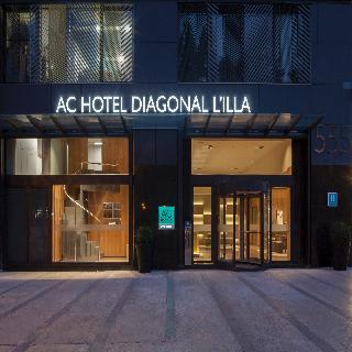 Precios y ofertas de hotel ac barcelona diagonal d 39 illa en for Precios de hoteles en barcelona