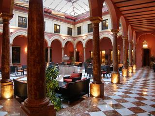 hotel Santo Domingo en la población de Lucena