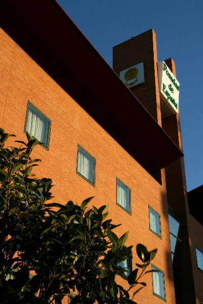 hotel posadas de espana paterna: