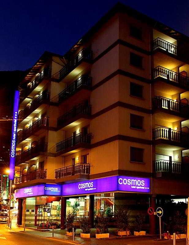 Cosmos Apartments in Andorra, Andorra