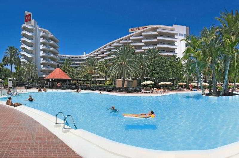 Playa Del Ingles Hotel Riu Flamingo