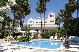 Hotel ciutat jardi en ciudad jardin for Hotel ciudad jardin
