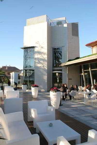 Hotel spa jardines de lorca hotel en lorca viajes el for Spa jardines lorca