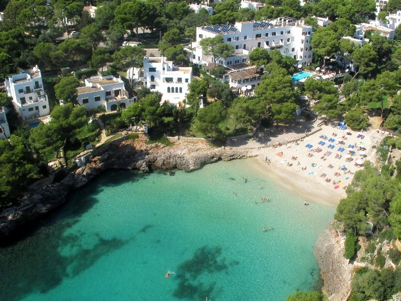 4 sterne hotel cala d 39 or in cala d 39 or mallorca spanien for Designhotel mallorca strand
