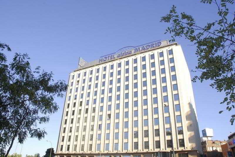Hotel Abba Madrid en Madrid Ventas Avenida Amrica  Hotelnightscom