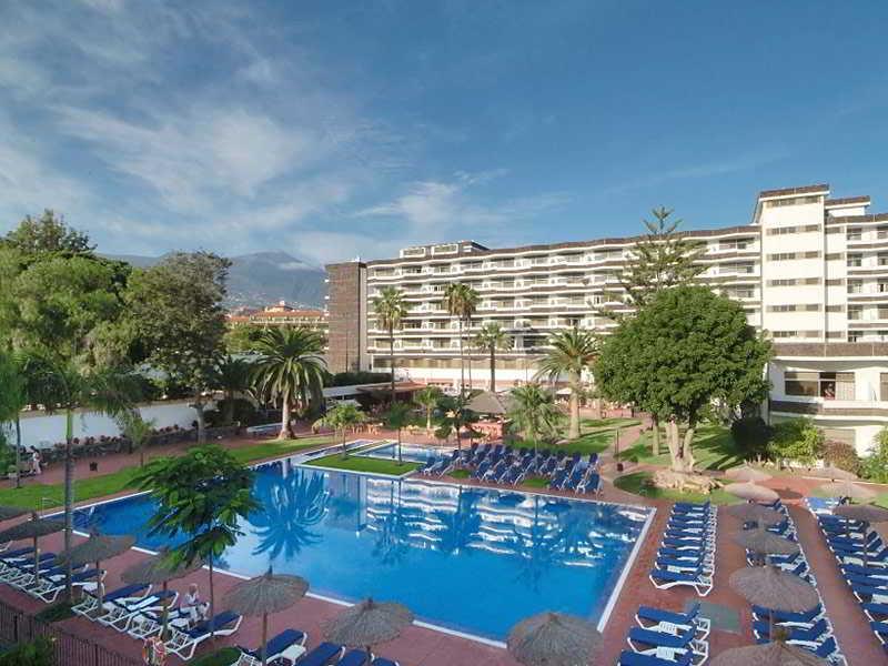 hotel canarife palace:
