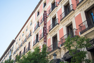 hotel petit palace arenal madrid: